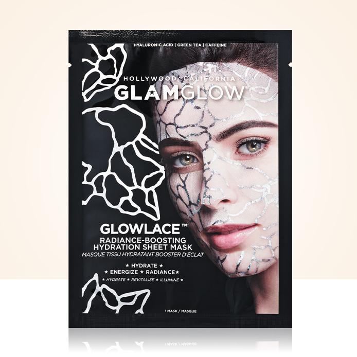 GRATIS Glamglow sheetmaske til ansigtet