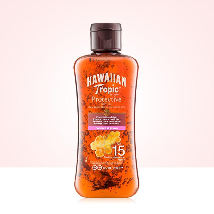 Hawaiian Tropic олійка для засмаги БЕЗКОШТОВНО