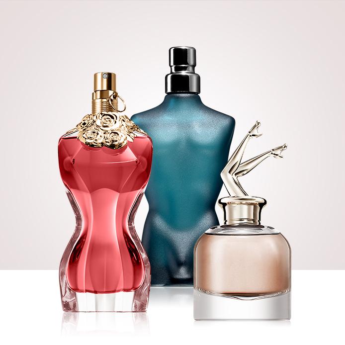 Jean Paul Gaultier mini parfüm INGYEN
