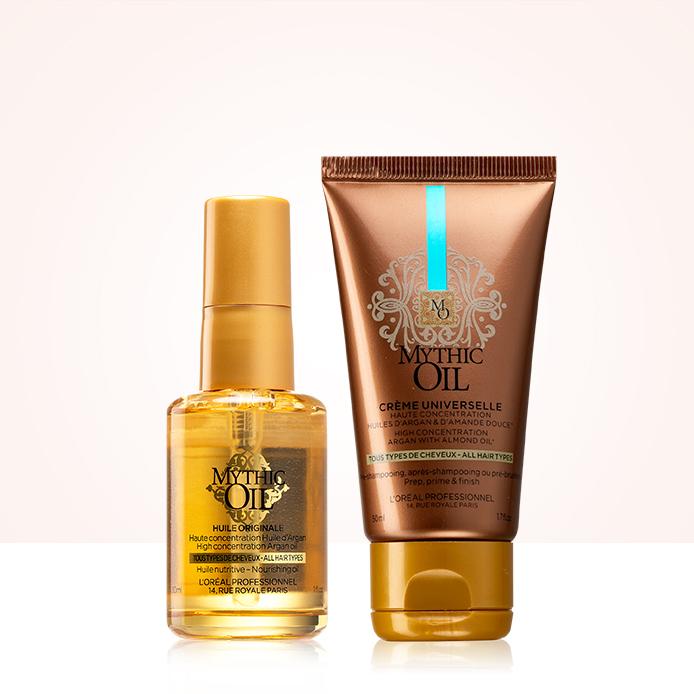 Două cadouri L'Oréal Professionnel Mythic Oil
