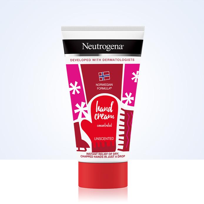 Presente da marca Neutrogena