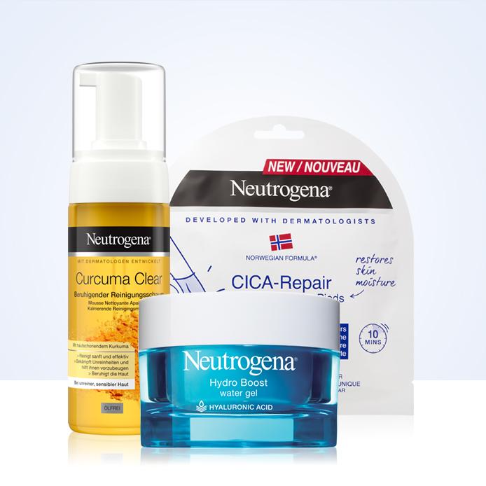 15% reducere la produsele Neutrogena