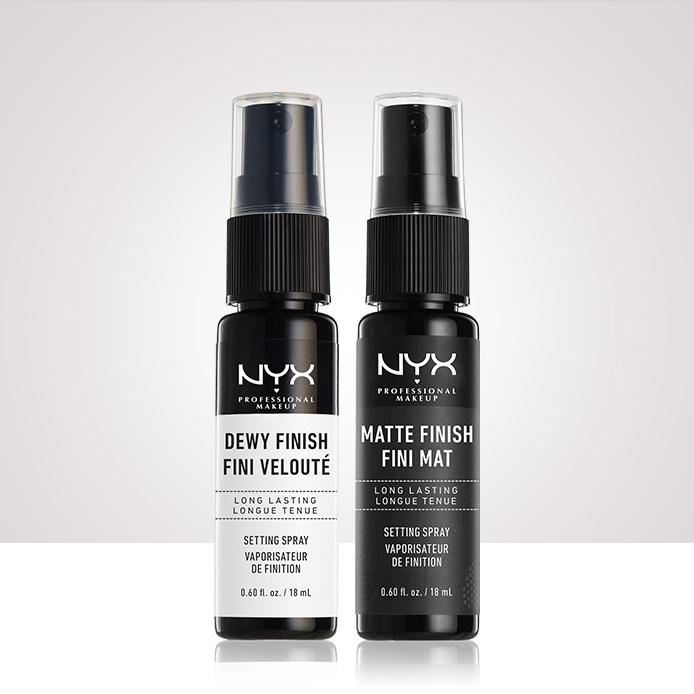 GRATIS NYX Professional Makeup mini sprej za fiksiranje