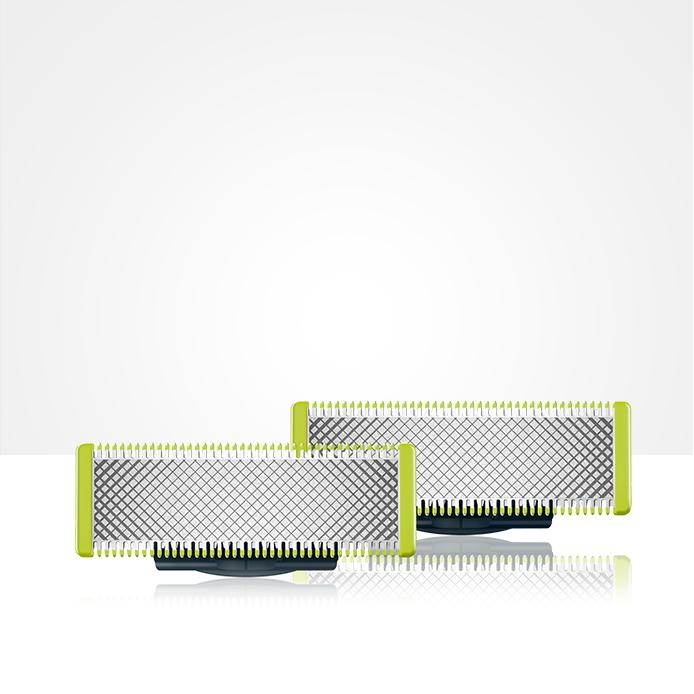 Až - 25 % na náhradné žiletky Philips OneBlade QP230/50
