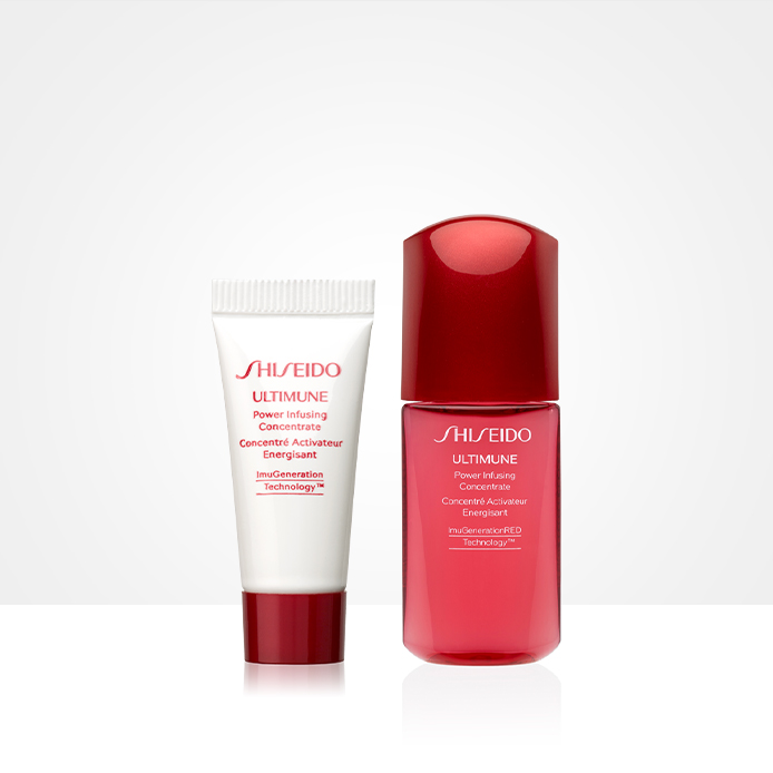 Mini darček od Shiseido