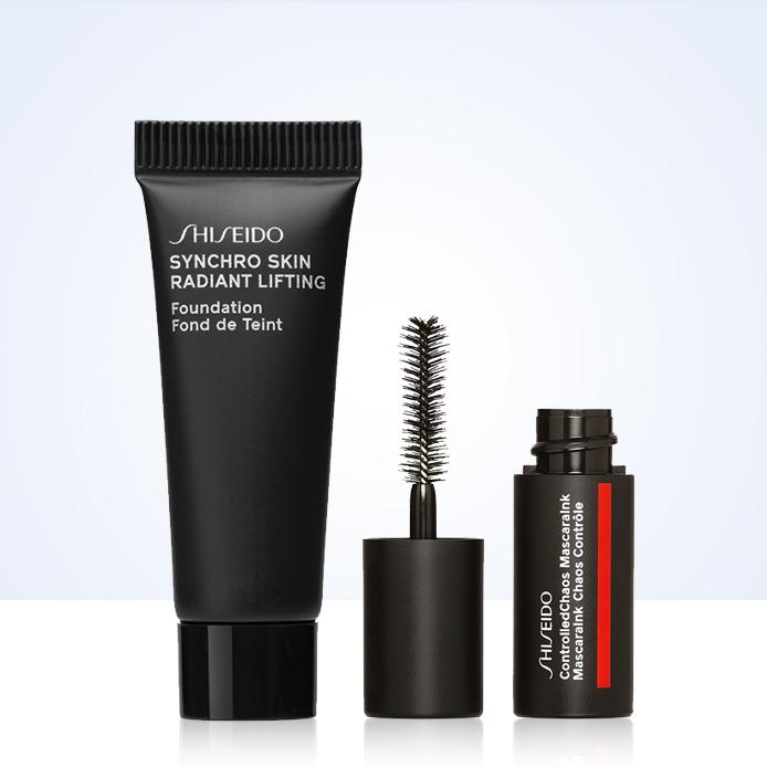 Geschenke von Shiseido