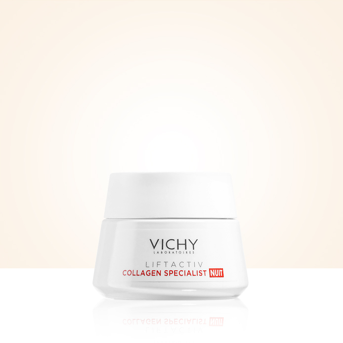 Nachtcrème van Vichy 15 ml GRATIS