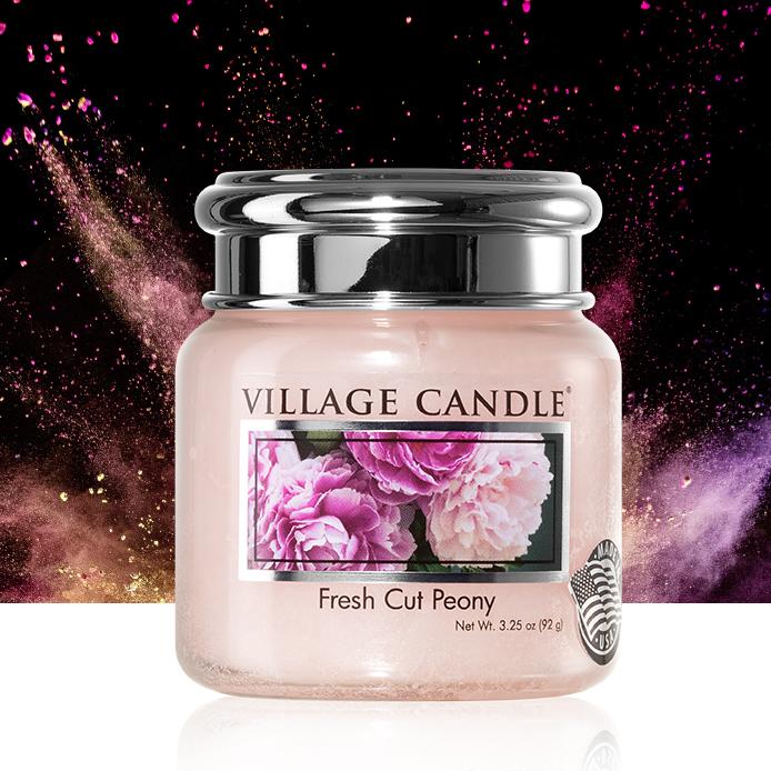 GRATIS Village Candle Minikerze
