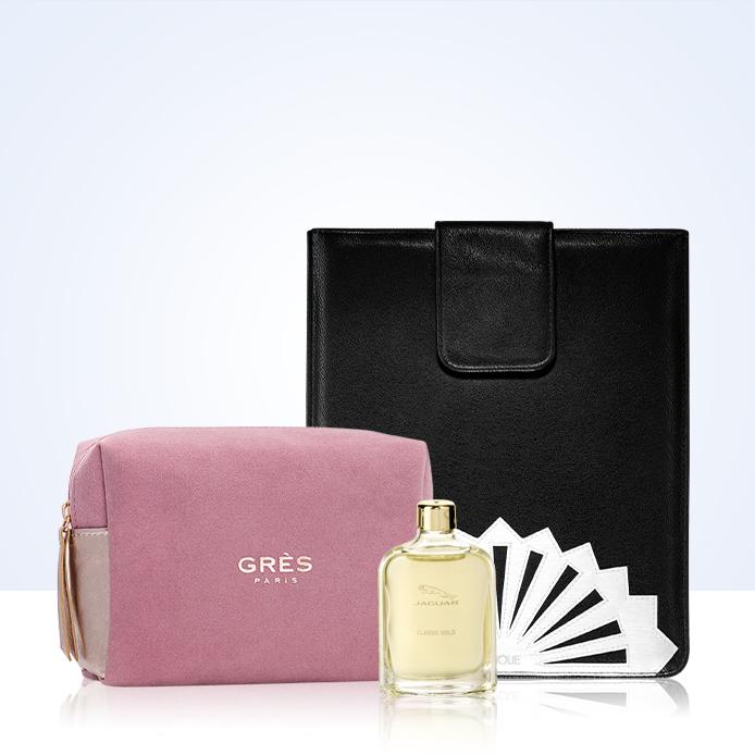 Geschenk zur Bestellung ausgewählter Parfüms