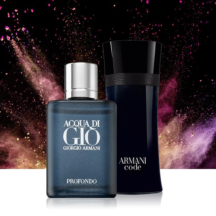 GRATIS Armani Mini Parfüm