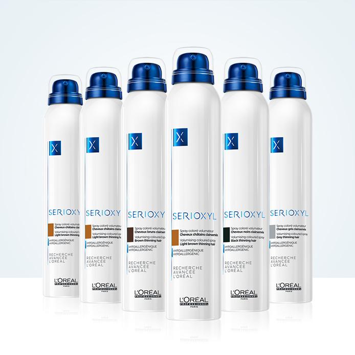 Spray anti-caduta dei capelli GRATIS