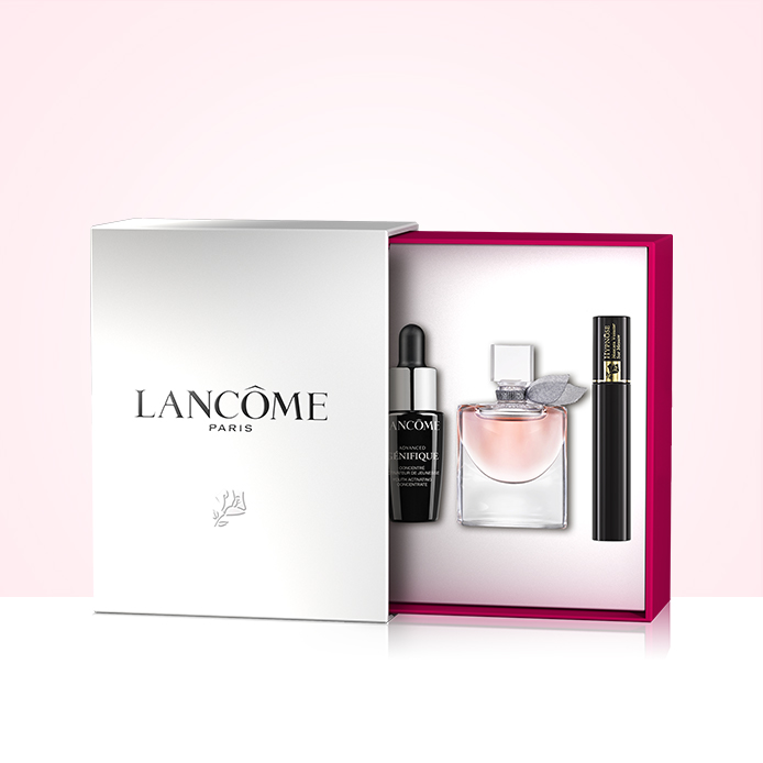 GRATIS Set mit Lancôme Bestsellern