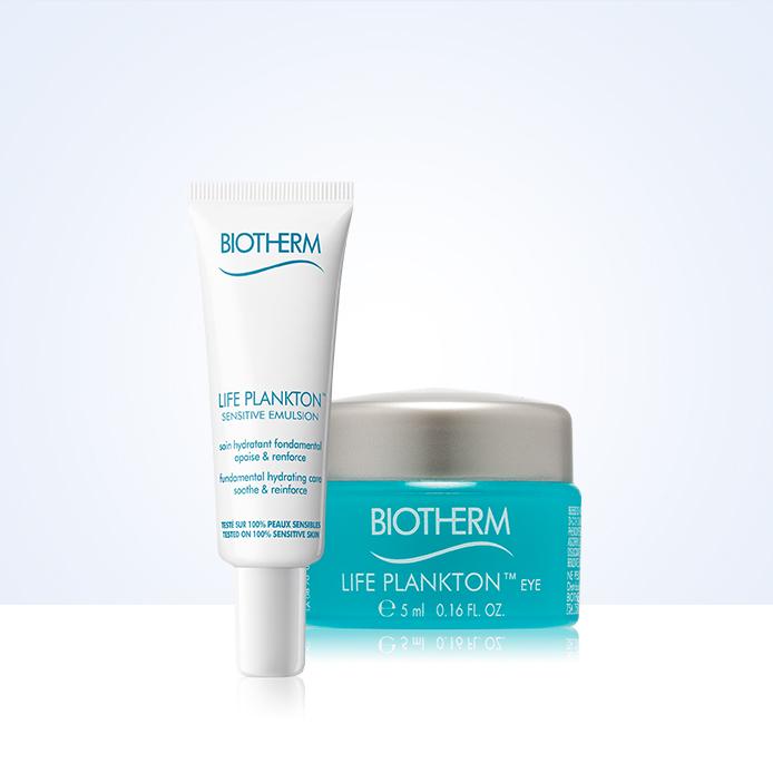 GRATIS Biotherm Life Plankton Serum und Creme