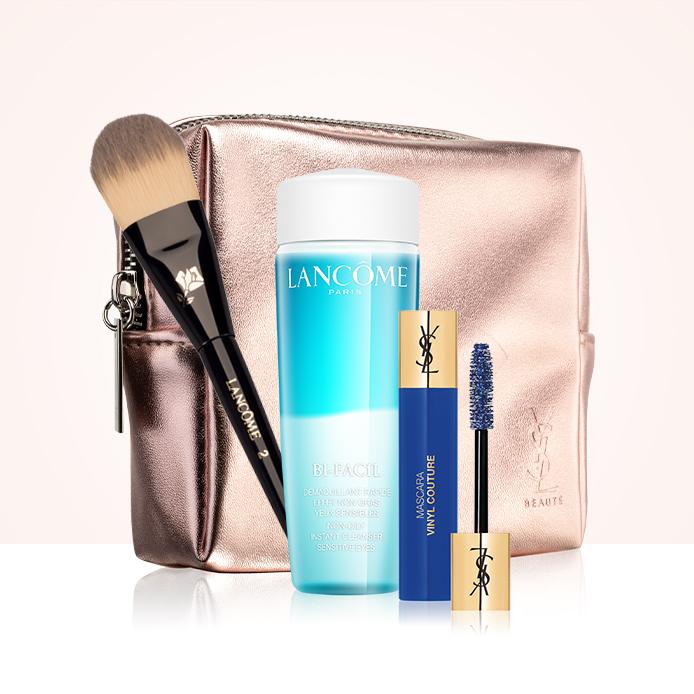 Geschenk zur Lancôme und Yves Saint Laurent Bestellung