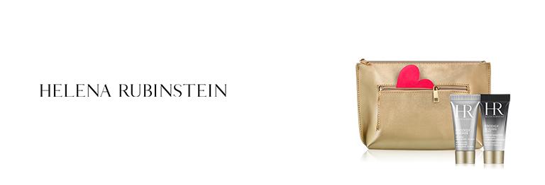 Kozmetična torbica + 2 razkošni miniaturi Helena Rubinstein BREZPLAČNO