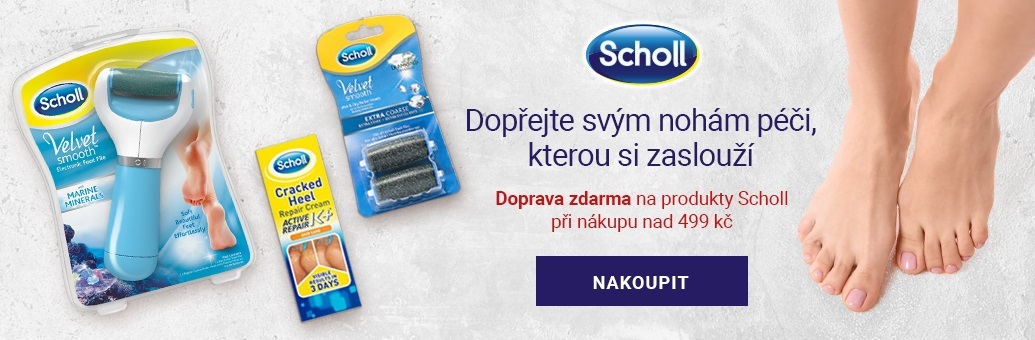Scholl_doprava zdarma