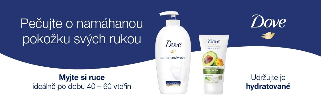 Dove_mytí rukou