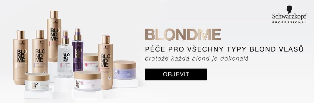 SP Schwarzkopf professional Blondme nav.