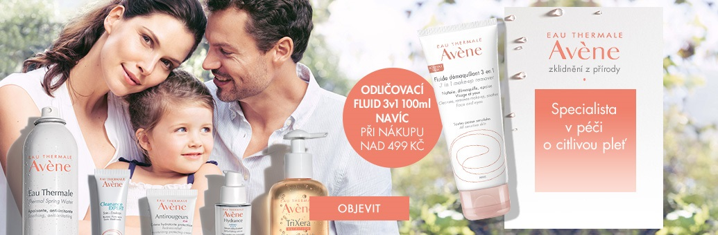 Avene W49 GWP 3v1 Odličovač 100 ml