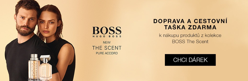 Hugo Boss The Scent Pure Accord 2021