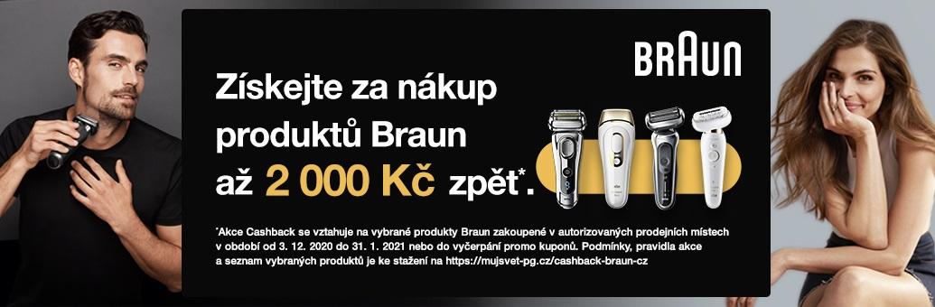 Braun Cashback 2020
