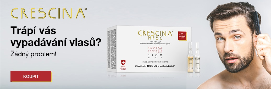Crescina BP muži