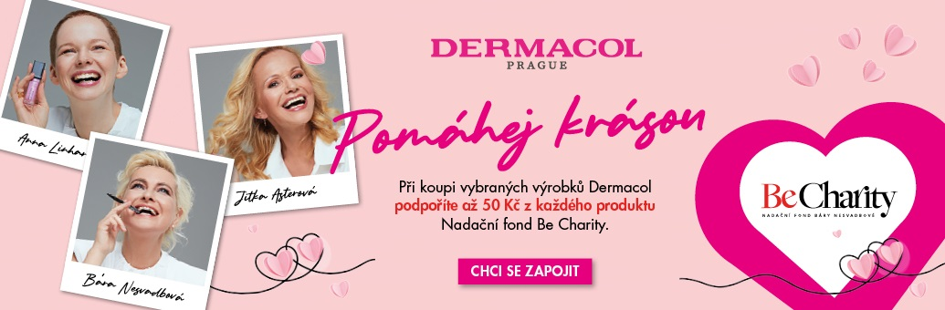 Dermacol_Be_Charity