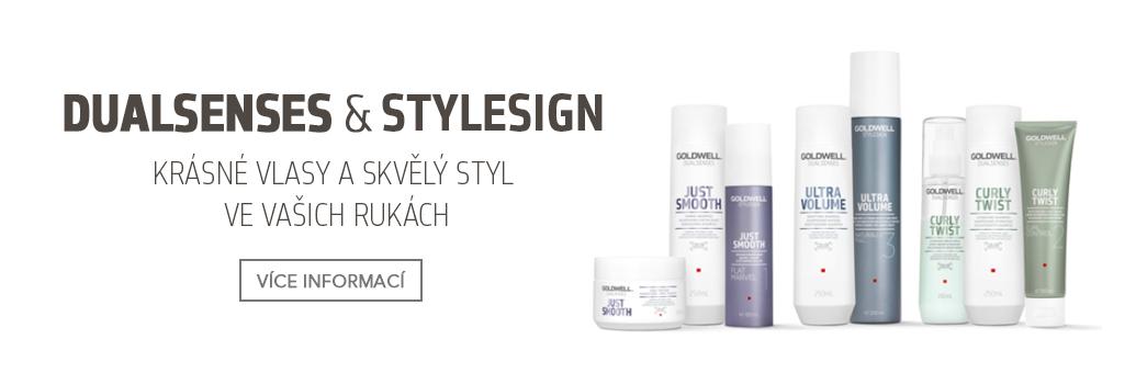 Goldwell Dualsenses + StyleSign