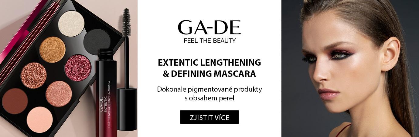 GA-DE basic banner řasenky