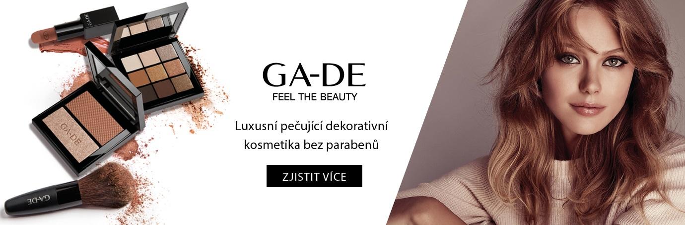 GA-DE basic banner dekorativní kosmetika