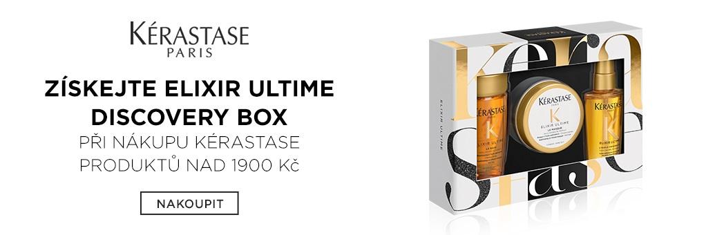 W29 Kérastase Elixir Ultime Discovery Box GWP SBF