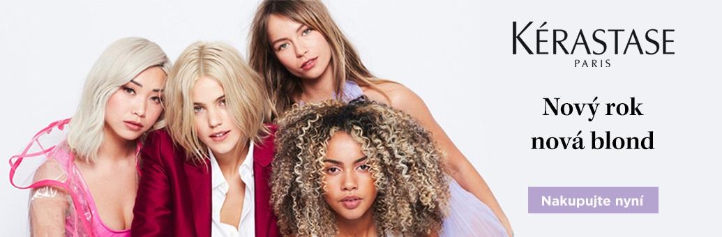 Kérastase Blond Absolu Nový rok nová blond