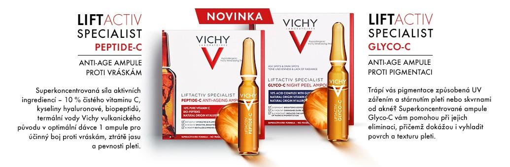 Vichy W9 GWP Collagen Specialist krém 15 ml