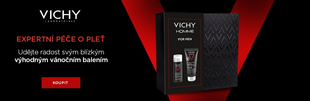 Vichy Christmas sets Men 2019