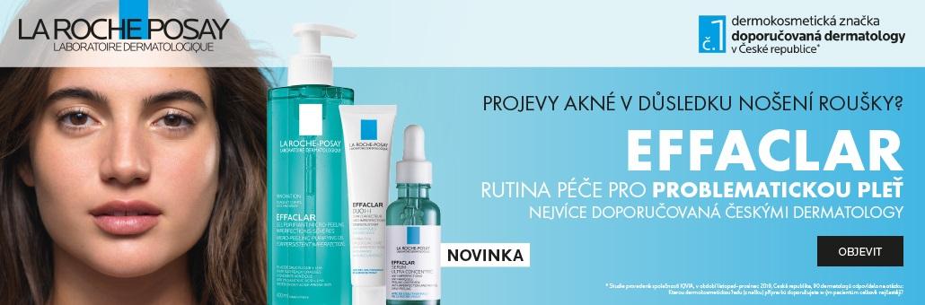 La Roche-Posay Effaclar Rutina - Rouška