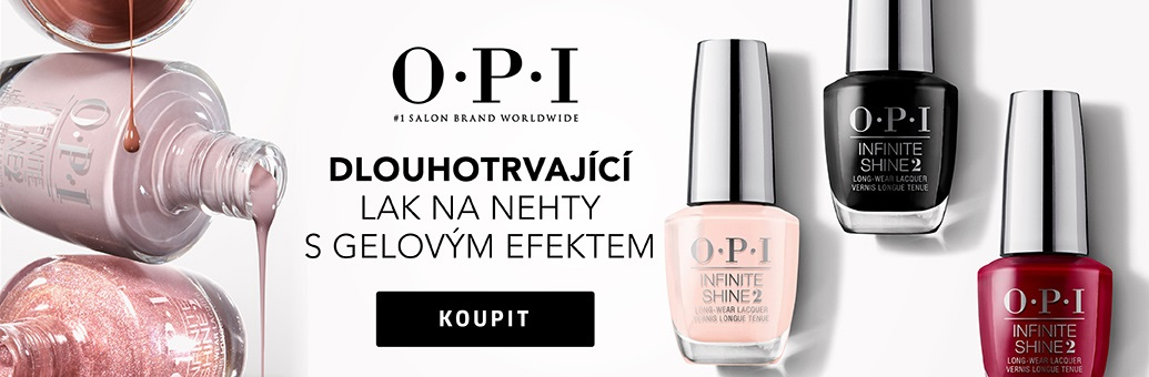 BP OPI Infinit Shine