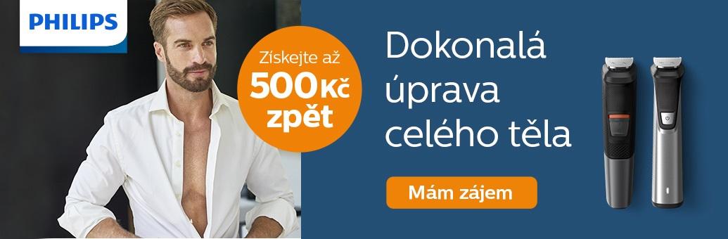 Philips Cash Back Zastrihovace