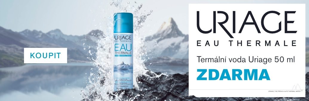 Uriage Thermal Micellar Water 50 ml