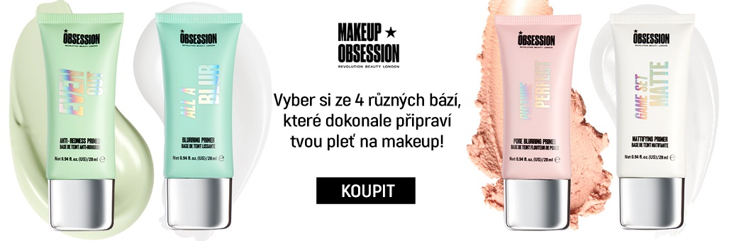 Makeup Obsession báze