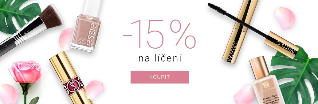 15 discount on makeup