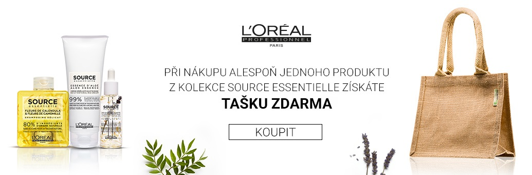 W27 Loreal Pro Source Essentielle Bag GWP