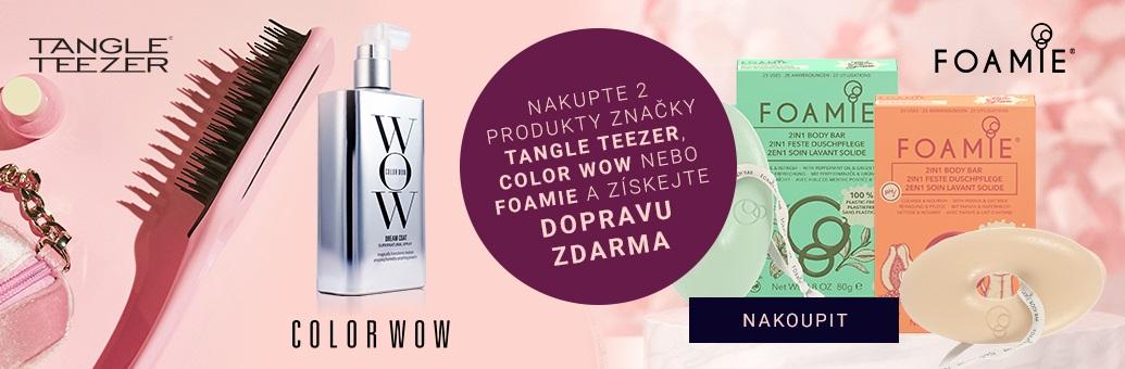 Tangle Teezer Foamie Color WOW FS W2