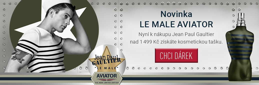 Jean Paul Gaultier Le Male Aviator DÁREK