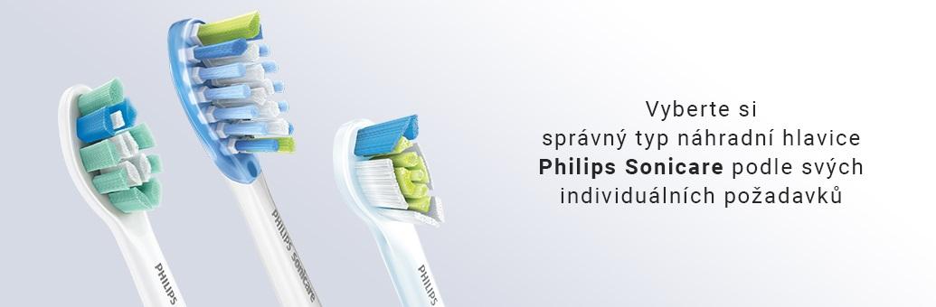 Philips Sonicare Náhradní Hlavice SP