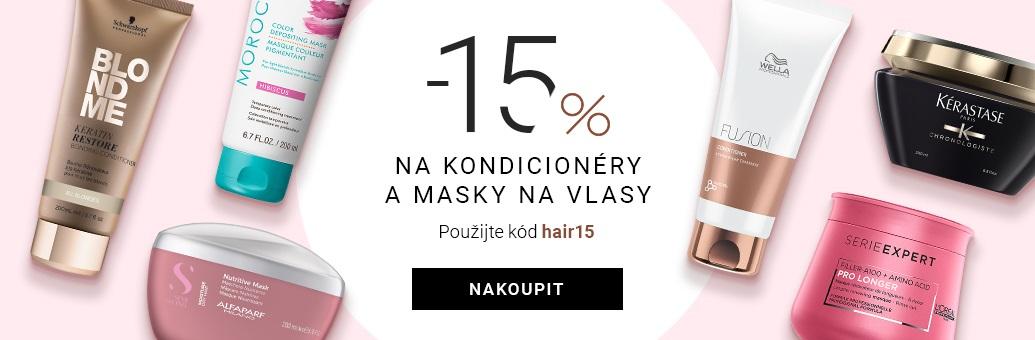 W39 Masky na vlasy