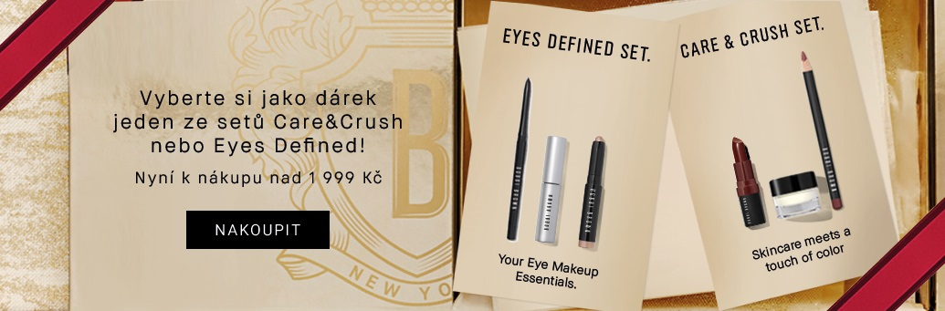 Bobbi Brown Care&Crush Eyes Defined