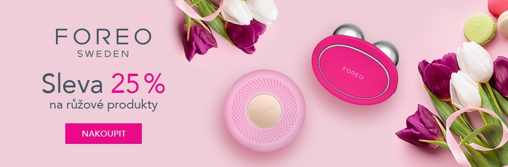 Foreo W19_PinkSale