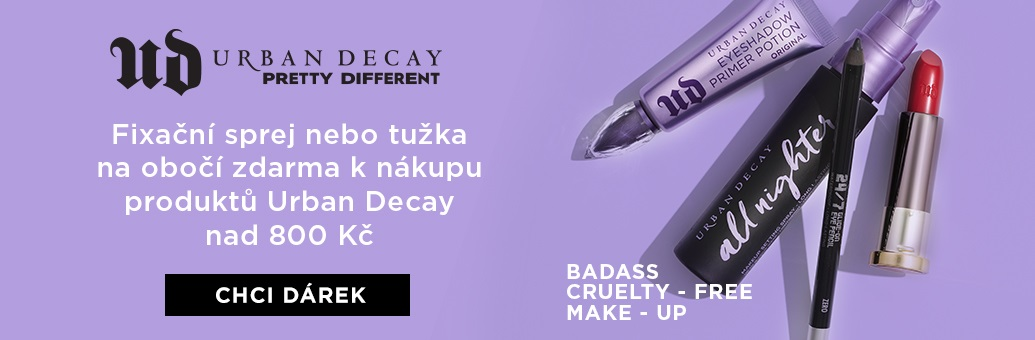 Urban Decay launch
