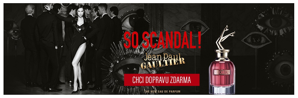 Jean Paul Gaultier So Scandal!