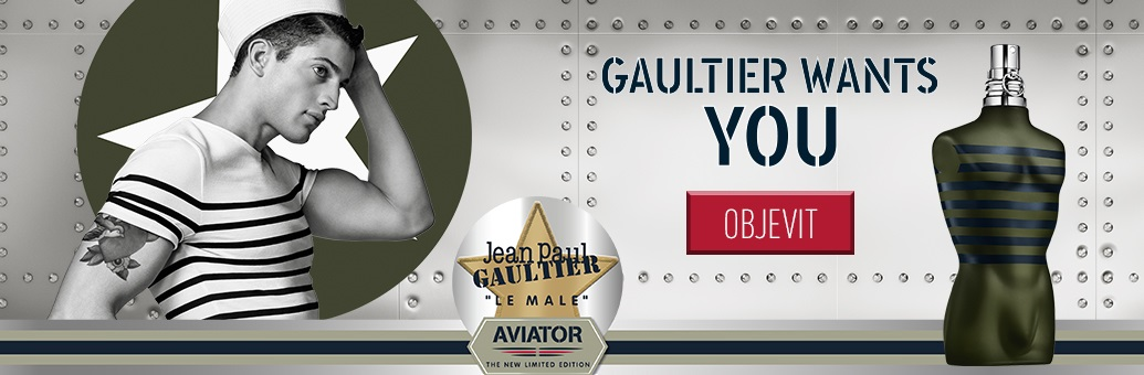 Jean Paul Gaultier Le Male Aviator